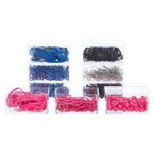Tesco Stackable Clips Pins and Bands