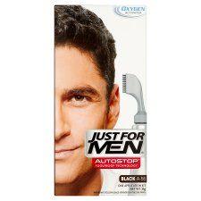 Just For Men Autostop Hair Colour Black