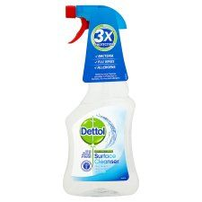 Dettol Surface Cleanser Antibacterial Spray 500 ml