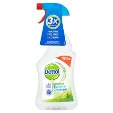 Dettol Surface Cleanser Lime & Mint 750ml