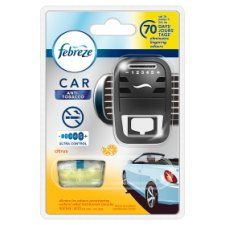 Febreze Car Starter Kit Anti Tobacco