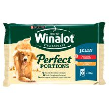 Winalot Pouch Beef and Chicken 4X100g