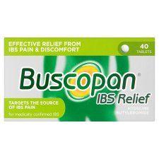 Buscopan Ibs Relief 40'S