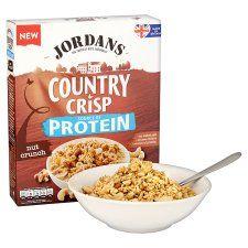 Jordans Protein Nut Crunch Cereal 420g