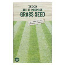 Tesco Multi-Purpose Grass Seed 500g