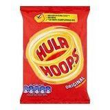 Bulk Buy Hula Hoops Original Potato Rings 32 x 34g