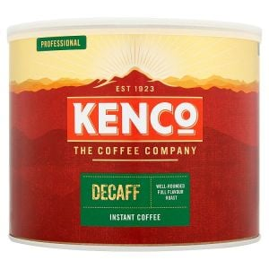Catering Size Kenco Decaf Instant Coffee 500g