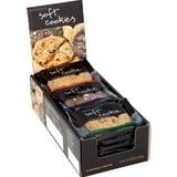 Bulk Buy Lichfields Assorted Soft Cookies 18 x 60g