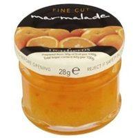Bulk Buy Lichfields Fine Cut Marmalade 24 x 28g Portion Pots