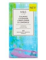 Marks and Spencer Calming Camomile, Limeflower and Lavender 25 Teabags