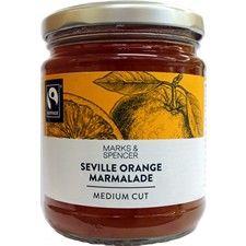Marks and Spencer Seville Orange Marmalade Medium Cut 340g
