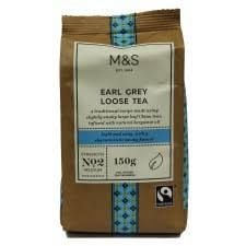 Marks and Spencer Earl Grey Loose Tea 125g