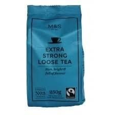 Marks and Spencer Extra Strong Loose Leaf Tea 250g