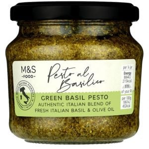 Marks and Spencer Made in Italy Green Pesto 190g