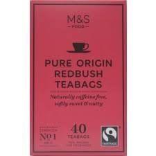 Marks and Spencer Redbush 40 Teabags