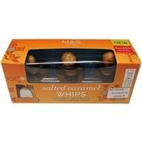 Marks and Spencer Salted Caramel Whips 3 pack