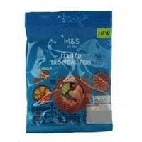 Marks and Spencer Fruity Tropical Fish Sweets 70g