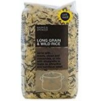 Marks and Spencer Long Grain and Wild Rice 500g