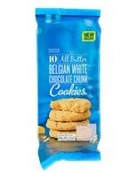 Marks and Spencer All Butter Belgian White Chocolate Chunk Cookies 225g