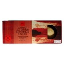 Marks And Spencer All Butter Scottish Shortbread Rounds 180g