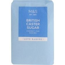 Marks And Spencer British Caster Sugar 500g