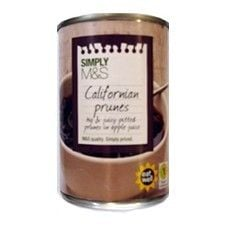 Marks and Spencer Prunes in Apple Juice 290g