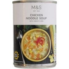 Marks and Spencer Chicken Noodle Soup 400g