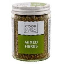 Marks And Spencer Cook With M&S Mixed Herbs 13g In Glass Jar