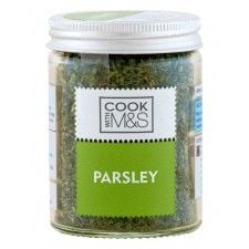 Marks And Spencer Cook With M&S Parsley 8g In Glass Jar