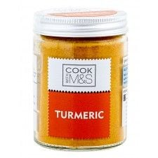 Marks And Spencer Cook With M&S Turmeric 45g Jar