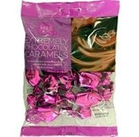 Marks and Spencer Extremely Chocolatey Caramels 135g