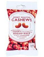 Marks and Spencer Honey Roasted Cashews 150g