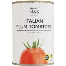 Marks And Spencer Plum Tomatoes 260g