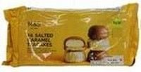 Marks and Spencer Salted Caramel 16 Teacakes 280g