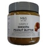 Marks and Spencer Smooth Peanut Butter 340g