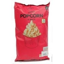 Marks And Spencer Sweet Popcorn 6X15g