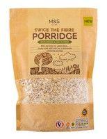 Marks and Spencer Twice The Fibre Porridge 500g