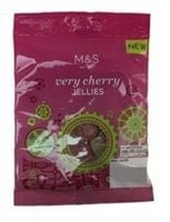 Marks and Spencer Very Cherry Jellies 70g
