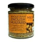 Marks and Spencer Wholegrain English Mustard 185g