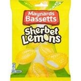 Bulk Buy 12 x 192g Maynards Bassett's Sherbet Lemons