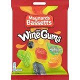 Bulk Buy 12 x 165g Maynards Bassett's Wine Gums