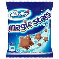 Bulk Buy Box of 36 x 33g Milky Way Magic Stars Bag