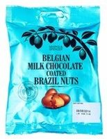 Marks and Spencer Belgian Milk Chocolate Coated Brazil Nuts 95g