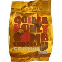 Marks and Spencer Golden Honeycomb Chocolate Crunch 120g