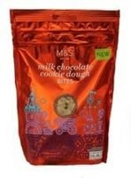 Marks and Spencer Milk Chocolate Cookie Dough Bites 140g