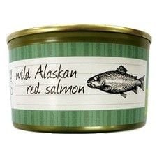 Marks and Spencer Wild Red Alaskan Salmon 213g