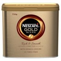 Catering Size Nescafe Gold Blend Coffee 6 x 750g