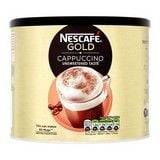 Catering Size Nescafe Gold Cappuccino Unsweetened Taste 1kg