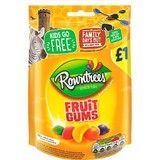 Bulk Buy Nestle Rowntrees Fruit Gums 10 x 120g
