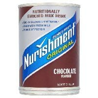 Nurishment Original Chocolate Milkshake 400g